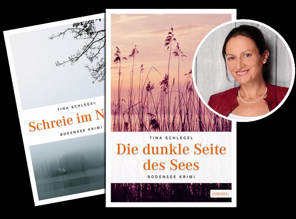 Tina Schlegel - Schreie im Nebel - Die dunkle Seite des Sees