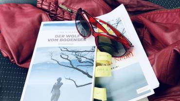 """Lesung aus """"Der Wolf vom Bodensee"""""""
